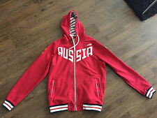 RIO 2016 Bosco Official Russia Olympic Games Hoodie - Size: L - NEW