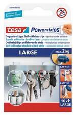 tesa 58000 Powerstrips Large Max. 2 Kg