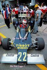 Clay Regazzoni Ensign N177 brasileño Grand Prix 1977 fotografía