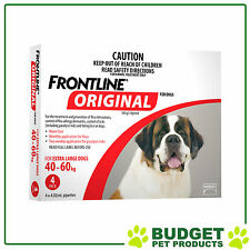 Frontline Original For Extra Large Dogs 40-60kg 4 Pack