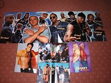 Auch einzeln! US Hip HOP POSTER Rap Eminem Outkast Jay-Z Ja Rule Diddy 2Pac Dre