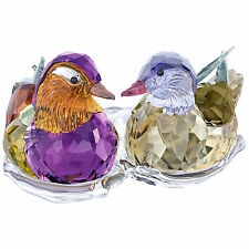 Swarovski Mandarin Ducks # 5265586 New 2017 in Original Box