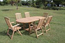Garten Garnituren Sitzgruppen Aus Teak Günstig Kaufen Ebay