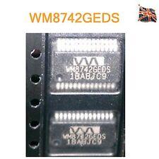 WM8742GEDS DAC IC SSOP28 Wolfson WM8742 EDS UK Stock