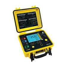 Aemc 6472 Kit 500ft 213554 Ground Resistance Tester With500 Leads