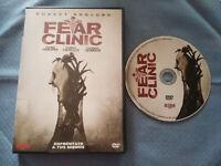 FEAR CLINIC ROBERT ENGLUND FIONA DOURIF DVD + EXTRA ESPAÑOL ENGLISH TERROR