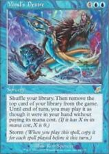 Mind's Desire ~ Heavily Played Scourge UltimateMTG Magic Blue Card