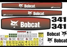 Decalcomanie Bobcat 341