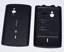 Original Sony Ericsson Xperia Mini pro SK17i Battery Cover Battery Cover Black