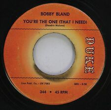 Hear! Northern Soul 45 Bobby Bland - You'Re The On (That I Need) / Turn On Your