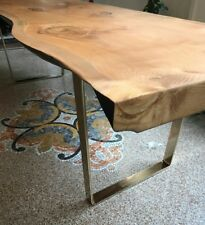 tavolo in cedro massello 180x80 unico piano in legno