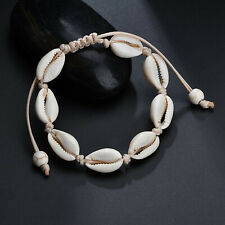 Anklet for Women Shell Foot Jewelry Summer Beach Barefoot Bracelet On Leg Ankle