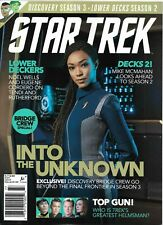 NEW UNCIRCULATED RETAIL Star Trek The Official Magazine Fall 2020 Issue # 77