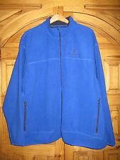 NWOT Devon and Jones Men's 3X Wind/Water Repellent Fleece Jacket D750 FREE SHIP!