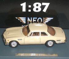 NEO SCALE MODELS 87291 ANTIQUE ISO RIVOLTA GT DIECAST ECHELLE 1:87 HO NEUF OVP