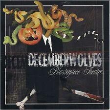 DECEMBER WOLVES - Blasterpiece Theatre CD