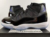 Nike Air Jordan 11 Space Jam 2016 With Receipt XI Retro Black 378037-002 DS