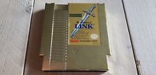 * Zelda II: The Adventure of Link * Nintendo NES * PAL B * VGC * RARE * FRA *