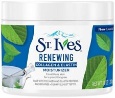 St. Ives Renewing Collagen & Elastin Moisturizer, 10 oz (Pack of 3)