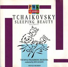 Tchaikovsky - Sleeping Beauty Excerpts (CD)