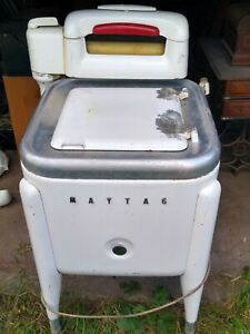 ** Maytag E2L Gyrator Washer - Maytag Wringer Washer - E2L Wringer Washer **