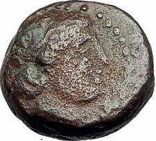 ANTIOCHOS III the GREAT - Rare R1 Ancient Greek SELEUKID Coin ELEPHANT i63174