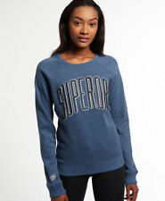Superdry Crew Neck Plus Size Hoodies & Sweats for Women
