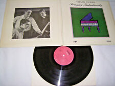 LP Eugen Cicero Swinging Tschaikowsky - 1966 FOC Charly Antolini Drums # cleaned