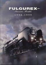 catalogo FULGUREX 1998-1999 Precision Models Spur N HO O Aster I   D F E    bb