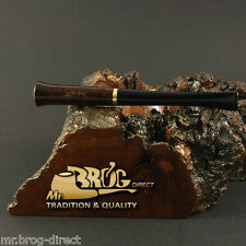 "Mr.Brog original HAND MADE cigarette holder - brown classic - nr.09 "" JULIE """