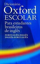 Dicionario Oxford Escolar: para estudiantes brasileiros de ingles