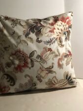 Handmade Floral Pillow Case/Cover