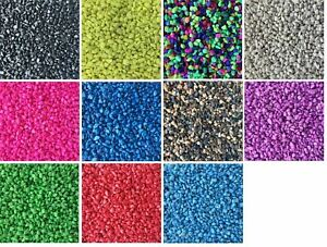 Aquarium Fish Tank Gravel Substrate Decor Coloured Natural Mixed Stone 2-20kg