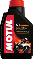 Motul 7100 100% Synthetic Oil 4 Liter - 10W40 101371 / 104092