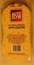 Auto Glym Hi-Tech Polish Applicator for Car Care VW Nissan Toyota Ford BMW Skoda