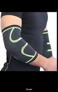 1PCS Elbow Support Elastic Gym Sport Elbow Protective Pad Absorb Sweat Sport Bas