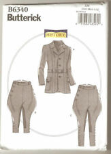 Butterick Male Costume Sewing Patterns