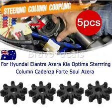 5X Hyundai  Kia Soul Optima  Forte Steering Flexible Rubber Coupling Coupler