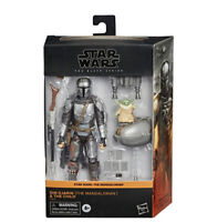 Star Wars - The Black Series Din Djarin (The Mandalorian) and The Child 🚨✅