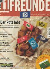 11 Freunde September Nr.47/2005,Ruhrgebiet,K. Allofs,Liverpool FC,Gretna FC,Aach