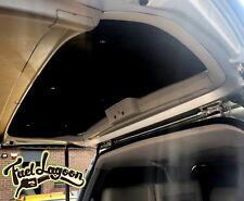 Elgrand E50 Camping-Car Coffre Thermique Fenêtre Écran Stores Argent