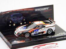 Lexus LFA #87 24h Nürburgring 2011 Kinoshita /Wakisaka /Lotterer 1:43 Minichamp