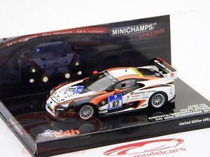 Lexus Lfa #87 24h Nürburgring 2011 Kinoshita/Wakisaka/Lotterer 1:43 Minichamp