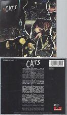 CD--ANDREW LLOYD WEBBER--CATS -GESAMTAUFNAHME--