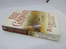 REBELLIOUS DESIRE Julie Garwood REGENCY HISTORICAL ROMANCE COMBINED SHIPPING
