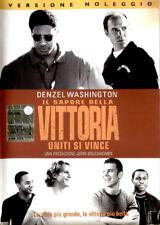 IL SAPORE DELLA VITTORIA - DVD NUOVO E SIGILLATO, PRIMA STAMPA DISNEY RARA!