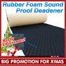 1000mm x 500mm Car Door Bonnet Firewall Muffler Sound Deadener Insulation Proof
