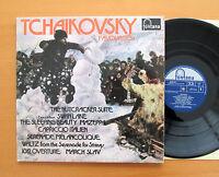 Tchaikovsky Favourites Grumiaux Haitink Monteux Stereo 2xLP Fontana 6747 056 NM