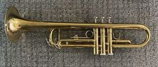 Fever Trumpet with Case and Mouthpiece Gold Lacquer Excellent condition