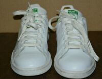 ADIDAS STAN SMITH ORIGINAL LEATHER FOR MEN ( US SIZE 8 ) PRE-OWNED